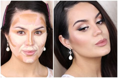 makeup tutorial youtube contouring hd contouring highlighting makeup tutorial for bridal