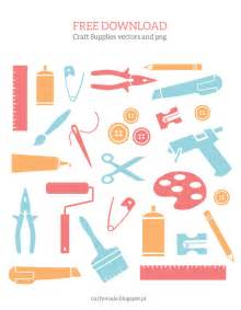 crafts supplies curly made free craft supplies vectors and png