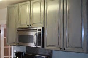What Finish Paint For Kitchen Cabinets Kitchen Cabinets With Antique Paint Finish For Cottage Look Yelp