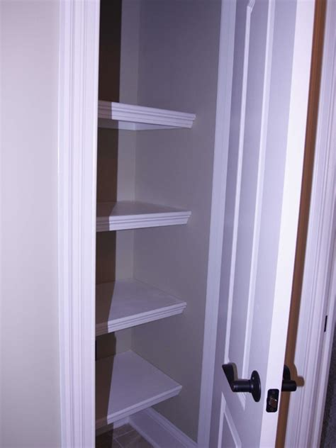 Closet Shelves Bathroom Design Ideas Pictures Remodel Bathroom Closet Shelving