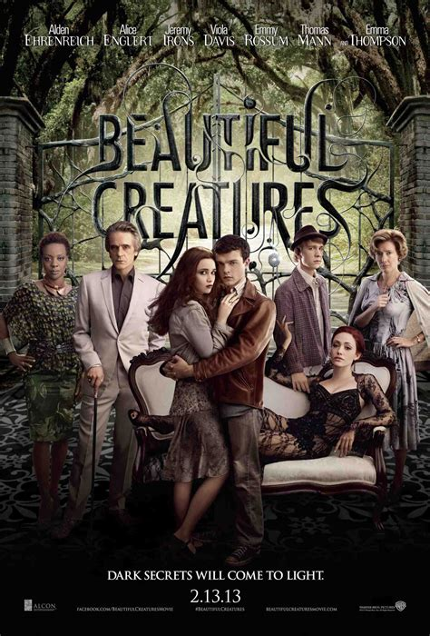 beautiful movies book to movie review beautiful creatures ronreads