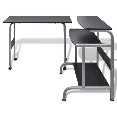 solde ordinateur de bureau acheter table de bureau r 233 glable pour ordinateur