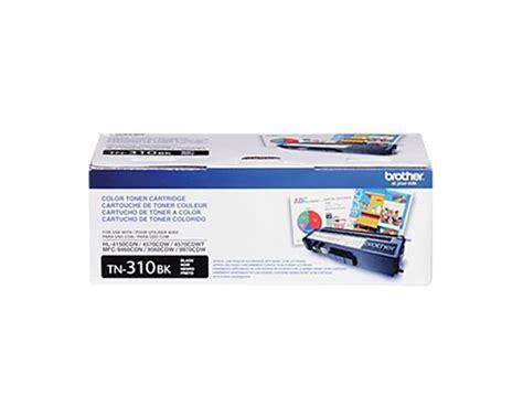 Toner Tn 261 Bk Black tn310bk black toner oem cartridge 2 500 pages