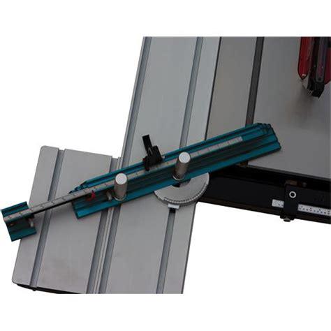 sliding table saw attachment shop fox w1822 sliding table attachment