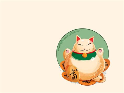 maneki neko wallpaper wallpapersafari