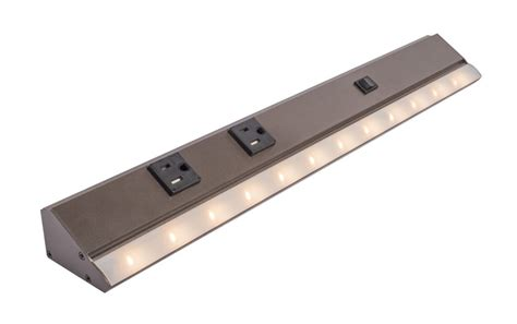 bathroom power strip lighted power strip kitchen bath design