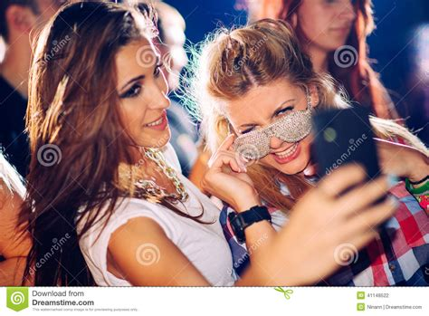 Speaker Selfie L 2 In 1 Lu Disco Multi Fungsi taking selfie stock photo image of leisure 41148522