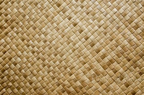 Lauhala Mats For Sale by Blue Decorated Tree