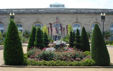 Us Botanical Gardens Parking The U S Botanic Garden Bartholdi Park The Landscape Architect S Guide To Washington D C