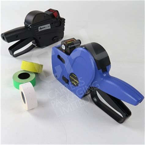 shop equipment price guns label labels tags pricing guns labelling systems