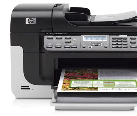 Printer Hp Officejet 6500 Wireless All In One hp officejet 6500 wireless all in one