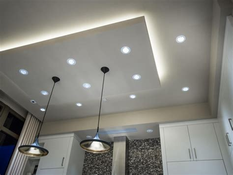 Pot Lights Kitchen How To Set Up A Recessed Lighting Mybktouch
