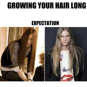 Long Hair Meme - meanwhile on facebook by fraterbbobbo meme center