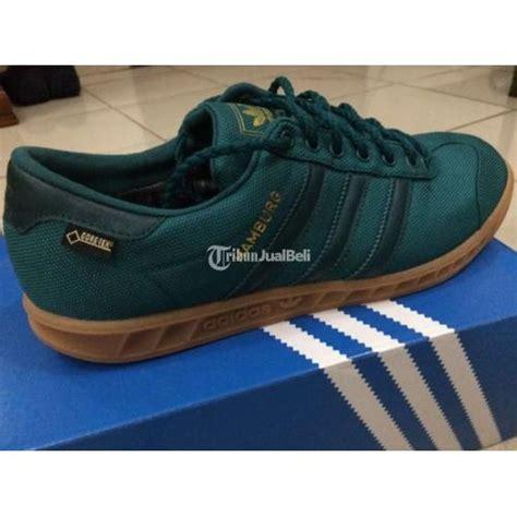Harga Adidas Hamburg Original sepatu adidas hamburg goretex size 43 warna hijau gelap