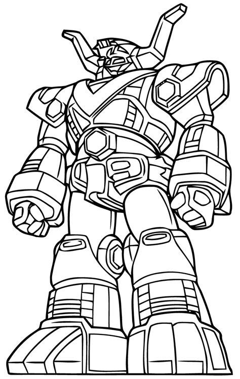 red robot coloring page 33 dessins de coloriage power rangers 224 imprimer