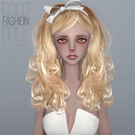 fashion doll heads coco coco fashion doll