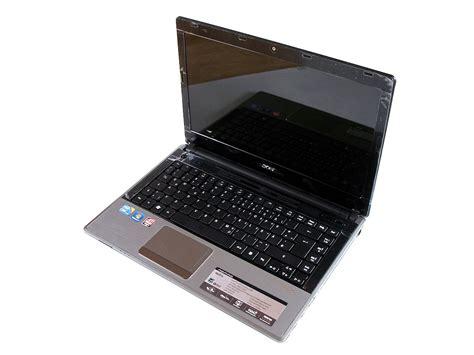 Laptop Acer Aspire Terkini acer aspire 4820tg 434g64mn notebookcheck net external reviews