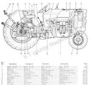 massey ferguson 165 workshop and parts manuals loads of