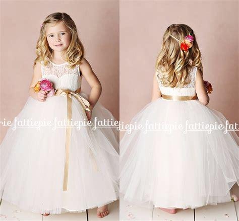 vestido de nina para boda para ninos vestidos de album vestido de aliexpress com comprar bola blanca vestido de encaje