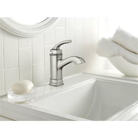 kitchen sink faucets moen moen danika bathroom faucet