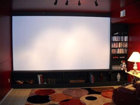 home theater   screen youtube