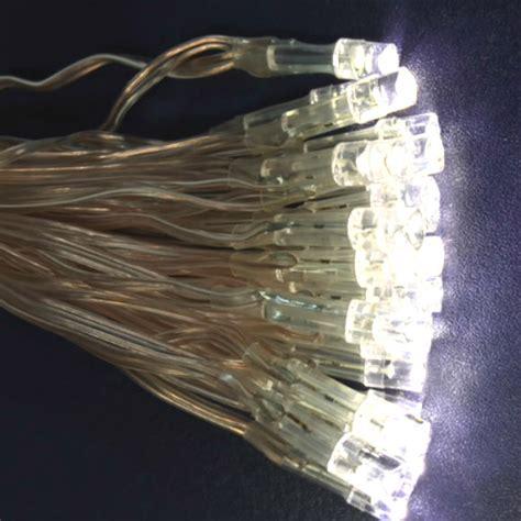 str50 20 7 ft 50 led string of warm white lights