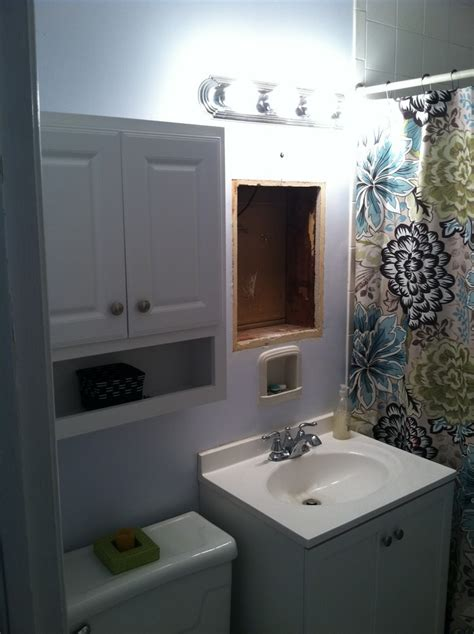 simple diy bathroom update home renovation ideas