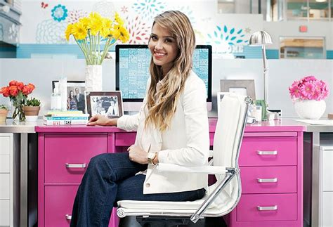 honest office jessica alba decorating style at the honest company hq