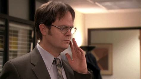 The Office Gif by Giphy Gif
