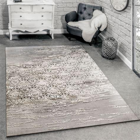 vloerkleed beige gemeleerd designer vloerkleed gem 234 leerd grijs beige tapijt tapijt
