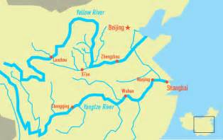Rivers In China Map by Why Did 28 000 Rivers In China Suddenly Disappear The Verge