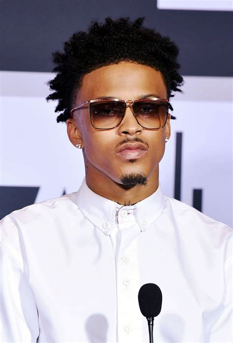 august alsina hairstyle 25 best ideas about august alsina on pinterest august