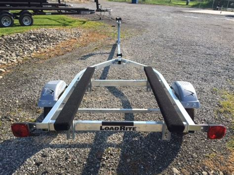 16 ft boat trailer galvanized 16 ft boat trailer by load rite akron ohio