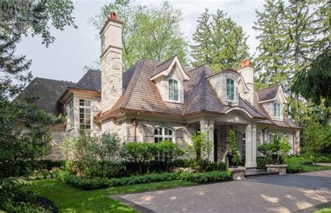 country french style homes portfolio new homes old oakville chimneys