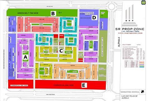 layout plan gama 1 greater noida layout plan of alpha 1 greater noida hd map