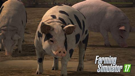 farming simulator 2017 animals farming simulator 17