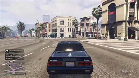 video de gta   rider dlc street bounce miralo en