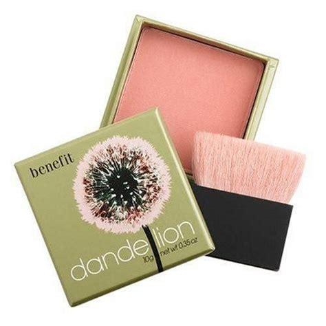 benefit cosmetics box o powder blush dandelion reviews