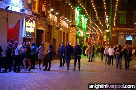 top bars in liverpool liverpool drinking guide places to go in liverpool on a night out