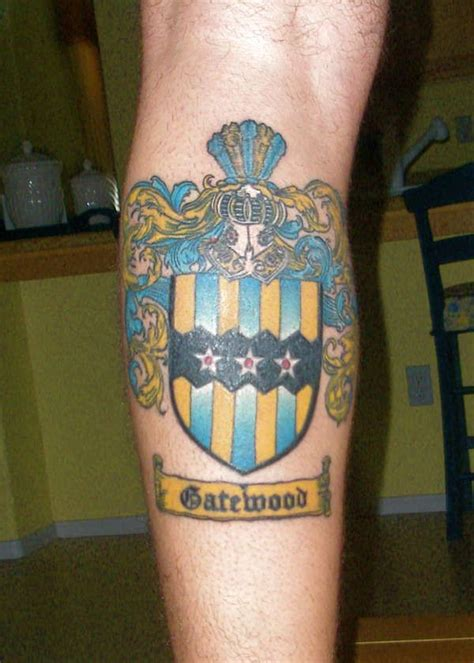 coat of arms tattoo 197 best images about coat of arms crest tattoos on