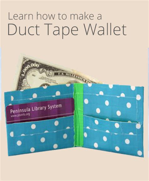 diy duct tape wallets curiouscom