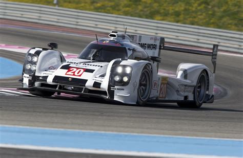 Porsche 919 Power by Porsche 919 Hybrid Powerplant For Le Mans Marathon Drive