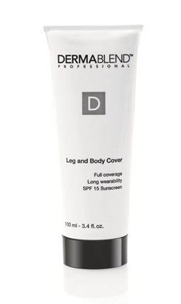 application dermablend leg and foundation makeup for americans