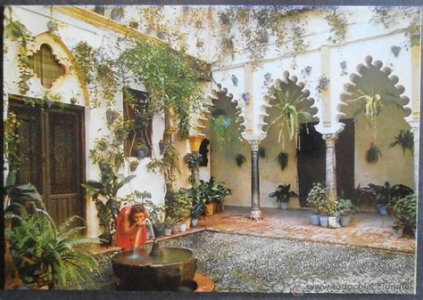 patio andaluz sevilla 20952 postal escrita patio andaluz sevilla sev comprar