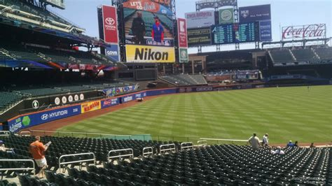 section 129 citi field citi field section 127 rateyourseats com