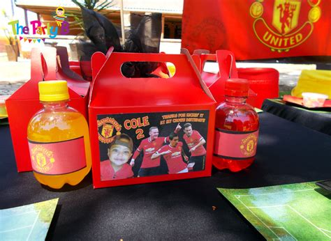 Car Set 9 In 1 Motif Mencester United manchester united themed cape town the b set ups and decor hire cape town