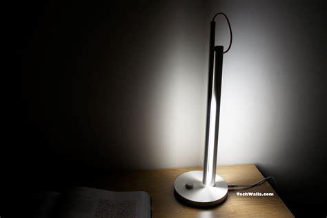 Led Xiaomi xiaomi smart led desk l review a connected l with minimalist design