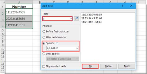 format excel mac address how to format mac addresses in cells by adding colon
