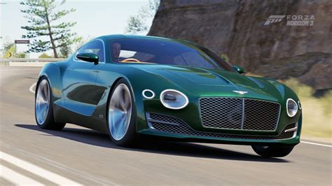 bentley exp 10 speed 6 asphalt 8 igcd bentley exp 10 speed 6 concept in forza horizon 3