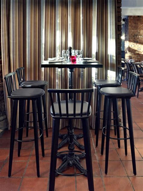 Unique Bar Tables And Stools by Unique Bar Stools For A Creative Furnishing At Home